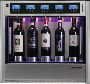 CINQUE Wine Station